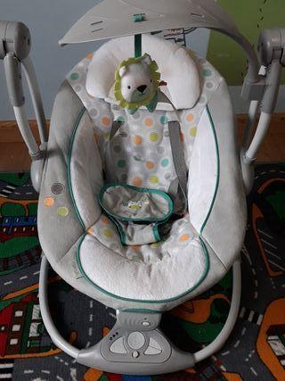 hamaca-columpio bebe