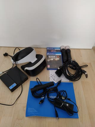 PlayStation VR Seminuevas