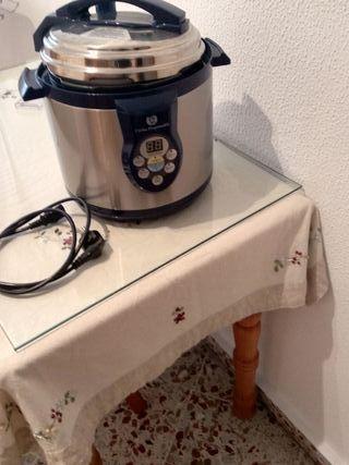 Olla Cocina Programable con recetario