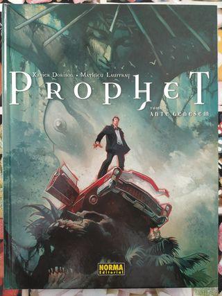 Colección completa Prophet
