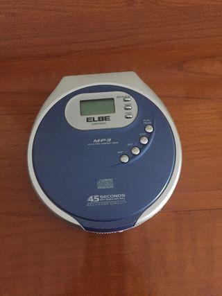 Repriductor cd portatil