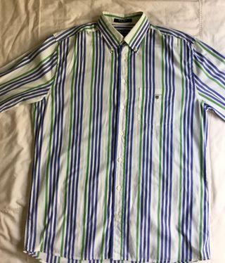 Camisa Popelin de Gant.