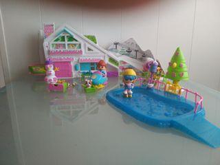 Casa de la nieve de Pinypon