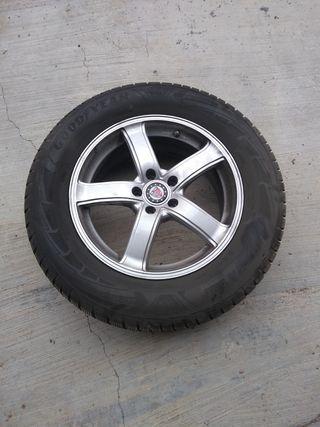llantas y neumáticos volvo xc60