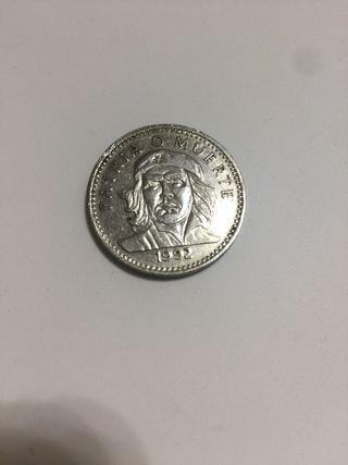 La moneda de la republica de cuba