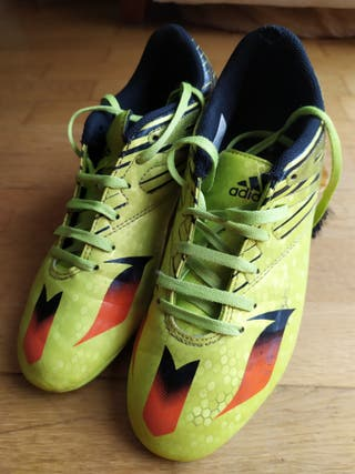 Adidas fútbol tacos T-37