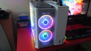 Torre Corsair intel I7 8700K