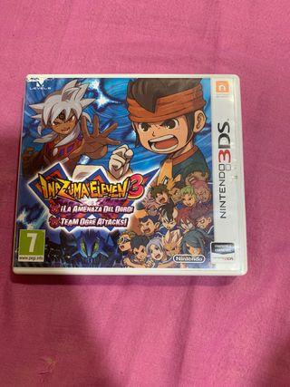 Inazuma Eleven 3 Nintendo 3DS