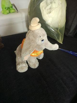 Elefante peluche super suave