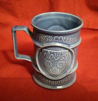 Jarra cerveza KING,s COLLEGE CAMBRIDGE