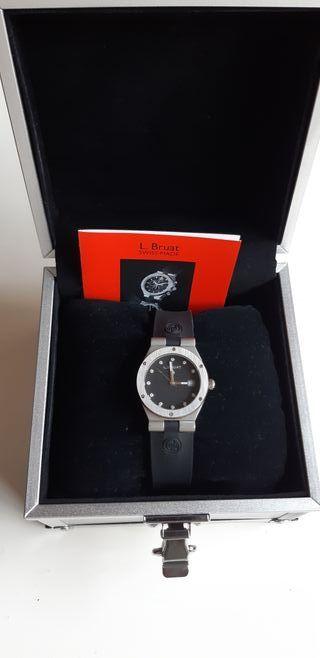 Reloj L. BRUAT.