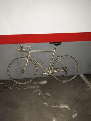 Bicicleta Orbea vintage clásica