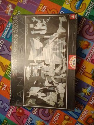 Puzzle educa 3000 piezas cuadro Guernica