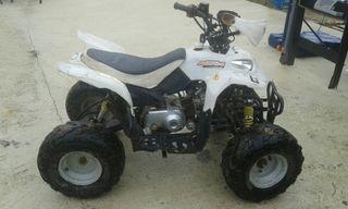 vendo quad 125cc