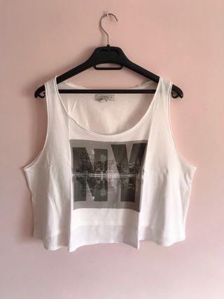 Camiseta NY Zara Trf