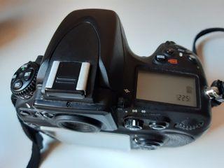 Cámara Nikon D800