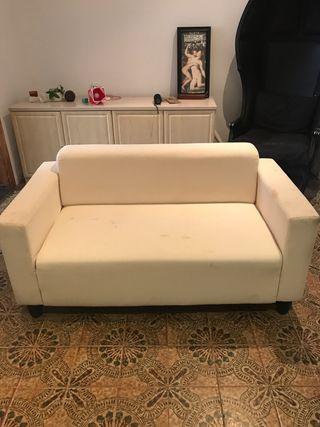 Sofa pequeño ikea