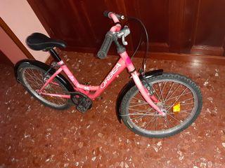 Bicicleta Orbea niña