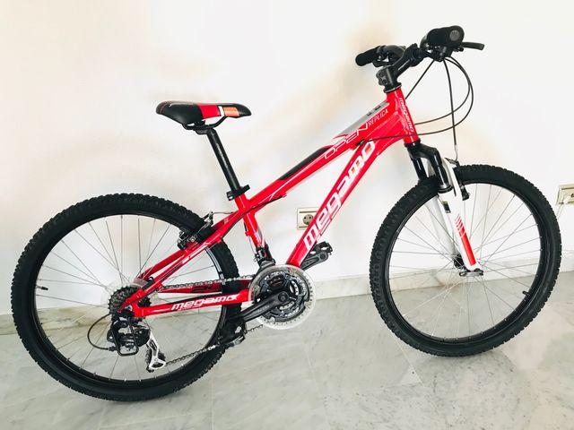 Bici Junior Megamo 24 pulgadas