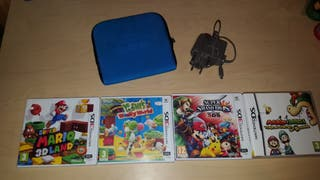 Pack Consola nintendo 2ds
