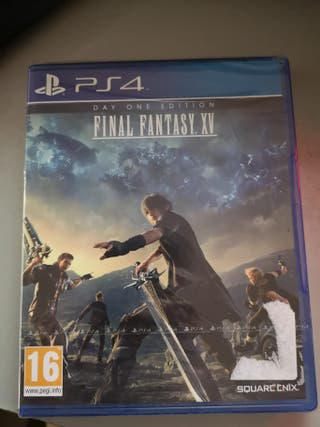 Final Fantasy XV PS4 Day One Edition