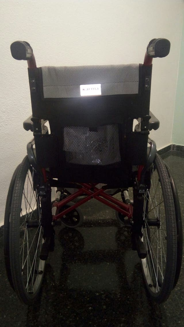 silla de ruedas karma Ergo 305