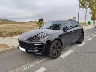 Porsche Macan turbo cambio