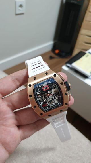 Reloj Richard Mille nuevo