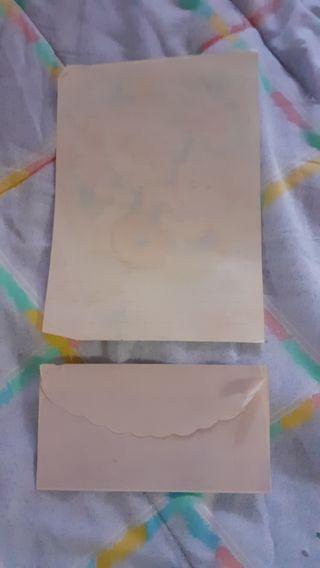 cartas de olor