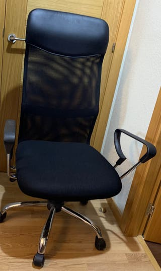 Silla oficina regulable en altura