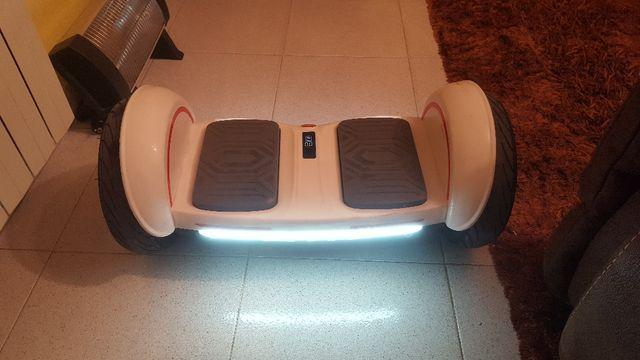 Hoverboard HUMMER Blanco