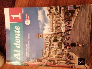 Libro italiano Al Dente 1