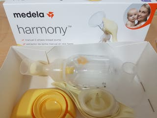 SACALECHES MANUAL MEDELA