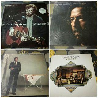 vinilos Eric Clapton