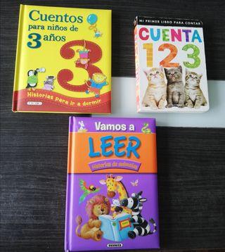 libros infantiles 2€/u