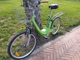 Bicicleta eléctrica [Buen estado]