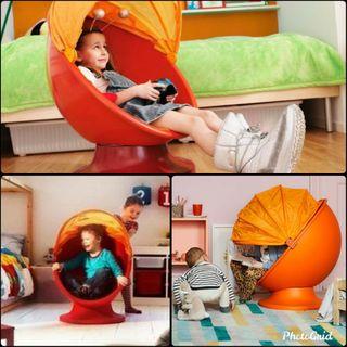 Sillón Ikea infantil