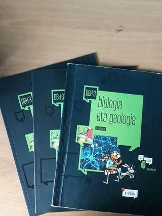 Libros de biología