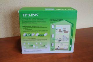 PLC TP-LINK AV2000