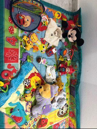 Lote juguetes bebe - 20€