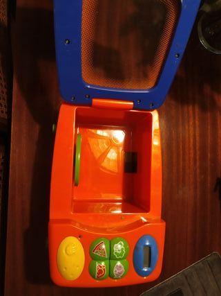 microondas juguete imaginarium