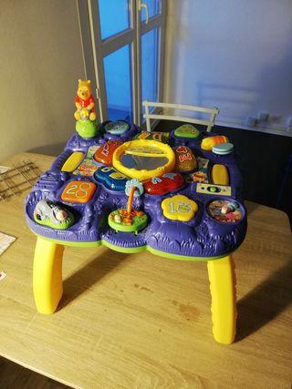 table de jeu pour bébé