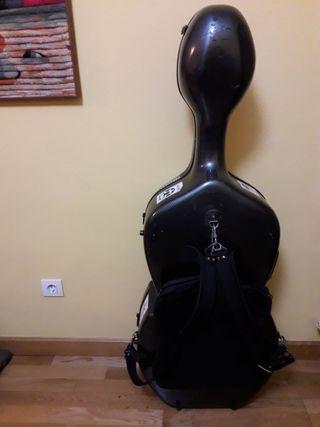 Funda de violonchelo 4/4