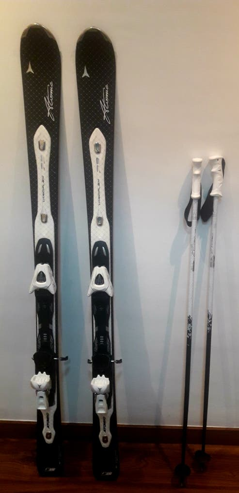 Esquís mujer/niña