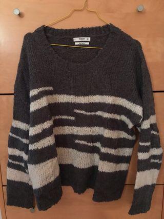 Jersey de lana Mango