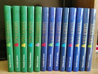 Colección novela romántica de Nora Roberts