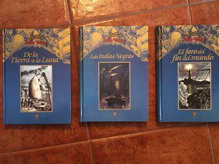 Novelas Julio Verne
