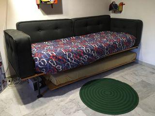 Cama sofa-nido