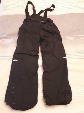 Pantalon ski 5-6 años.