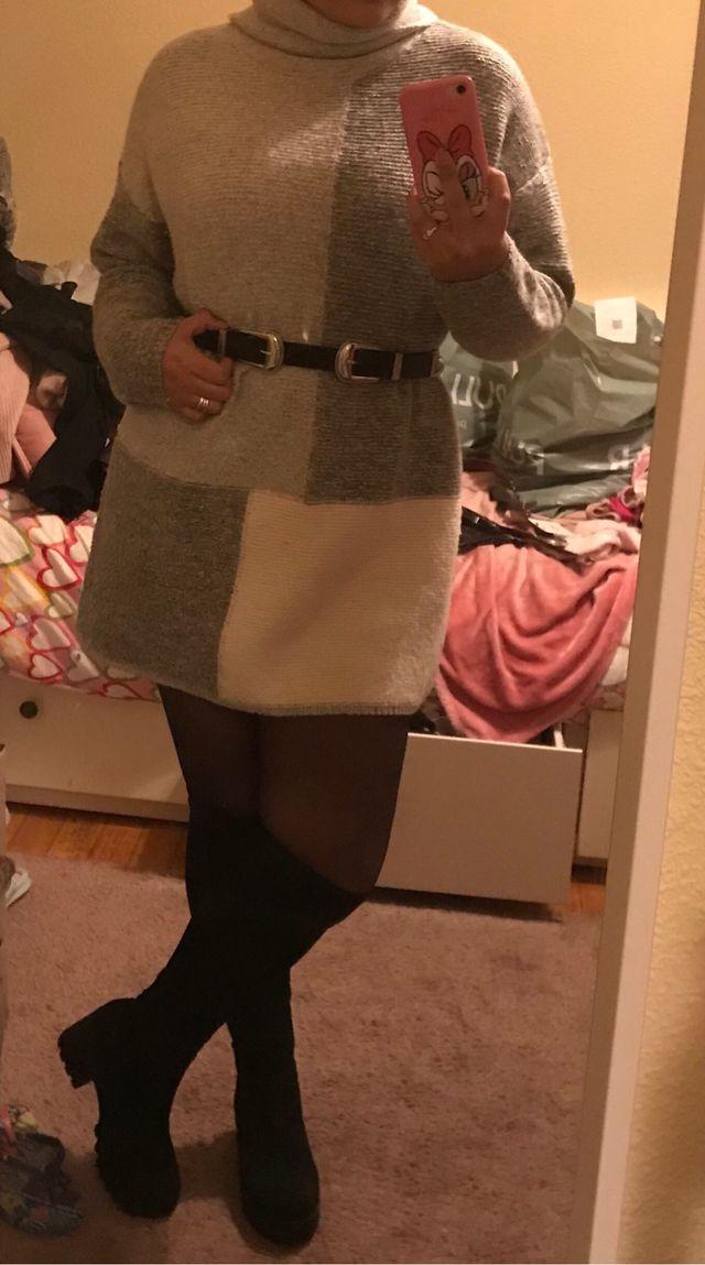 Jersey vestido
